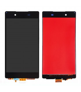 Pantalla lcd para Sony Xperia Z3 Plus, Xperia Z4, E6553 negra