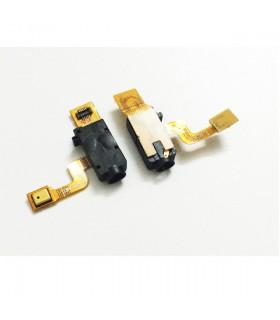 Flex con conector de audio y micrófono para Sony Xperia XA, F3111, F3113, F3115 y XA Dual, F3112, F3116