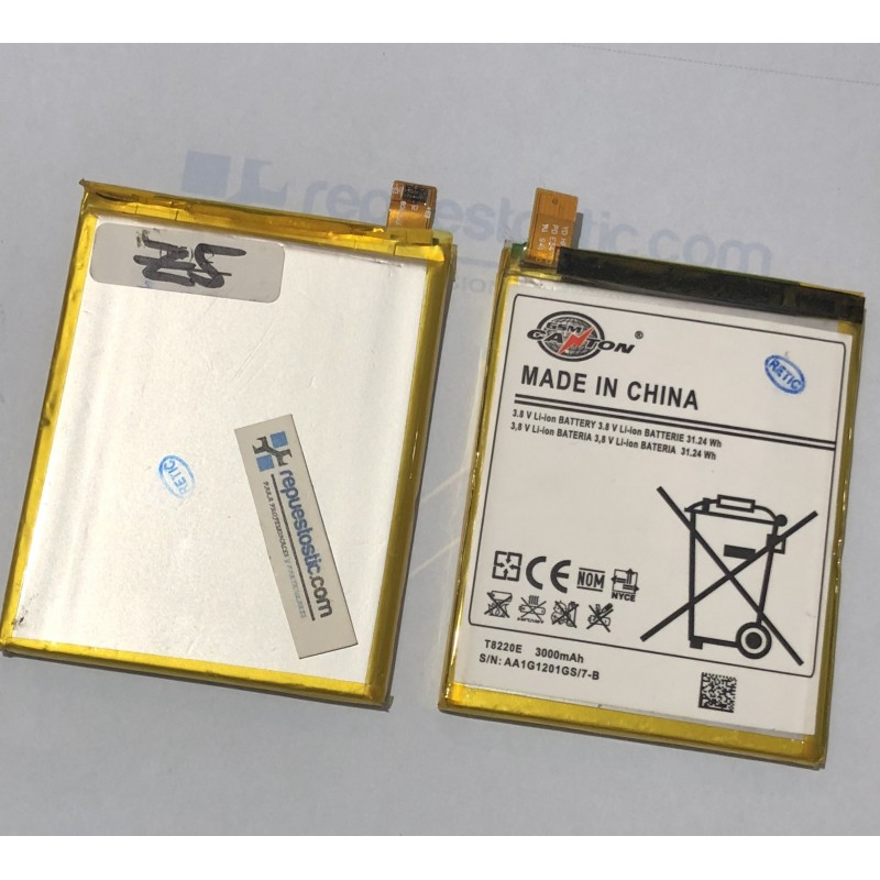 Cargador baterias LCD Display y USB para HUAWEI Ascend G600