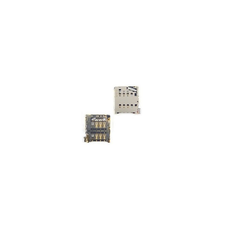 Cargador baterias LCD 3-1 para ZTE N910 Universal