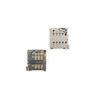 Conector con lector de tarjeta SIM para Oneplus One