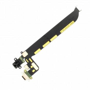 Cable flex con conector USB tipo C de carga y conector de audio para OnePlus 5, A5000