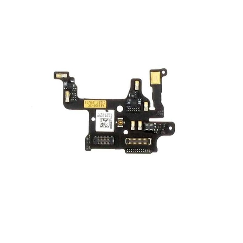 Cargador baterias LCD 3-1 para ZTE Nova 4 Universal