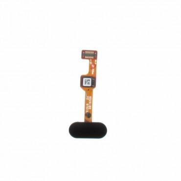 Flex con botón home y senor ID color negro para OnePlus 5,A5000