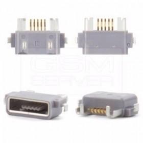 Conector de carga para sony xperia z l36h c6602, c6603 original