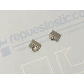 Proteção de conetor de carrega para BQ Aquaris E10