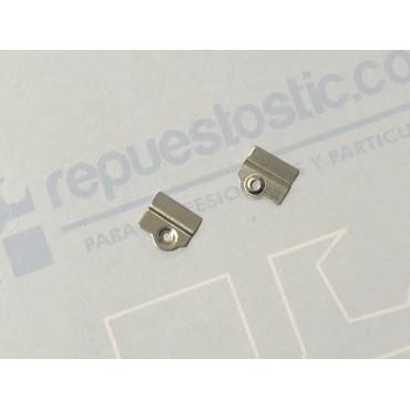 Blindaje de conector de carga para BQ Aquaris E10