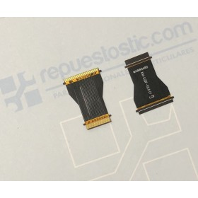 Cargador baterias LCD 3-1 para Sanyo SCP-3810 Universal