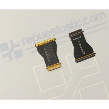 Flex interconector de placa base a LCD para BQ Aquaris E10 Original