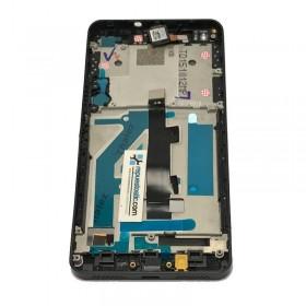 Cargador Bateria LCD LG L65 D280 Universal USB RED