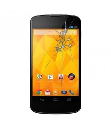 Reparacion pantalla LG NEXUS 4 E960