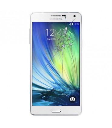 Reparacion pantalla Samsung A7 A700F BLANCA
