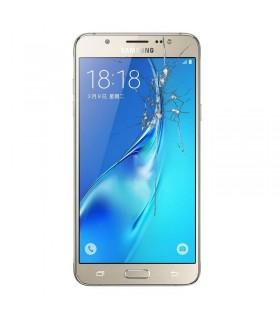 Reparacion pantalla Original Samsung j7 2016 J710F DORADO