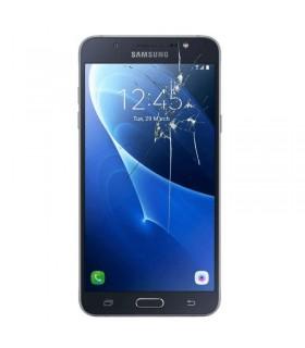 Reparaçao Ecrã Original Samsung j7 2016 J710F preto