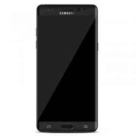 Ecrã completa com marco para Samsung Galaxy Note 7, -N93SM0F em cor Preto ,ORIGINAL