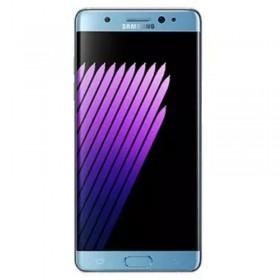 Ecrã completa com marco para Samsung Galaxy Note 7, -N93SM0F em cor Azul ,ORIGINAL