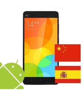 Cambio de ROM Xiaomi chino -español