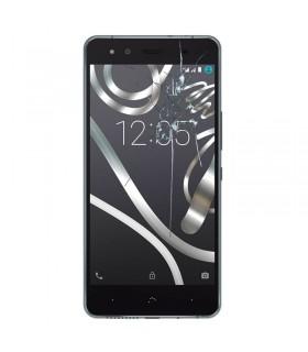 Ecrã completa BQ Aquaris X5 preta de alta calidad