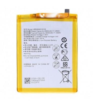 Bateria HB366481ECW para Huawei Ascend P9 - P9 Lite - P10 lite - P8 lite 2017- P20lie - Honor 5C