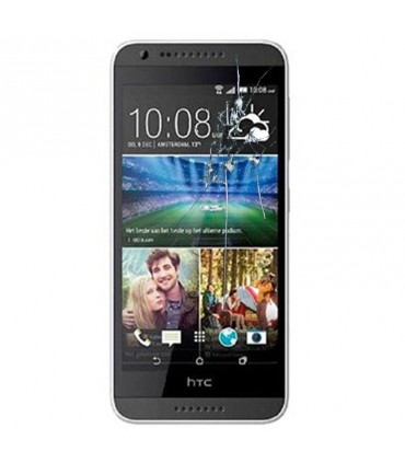 Reparacion pantalla HTC desire 620 negra