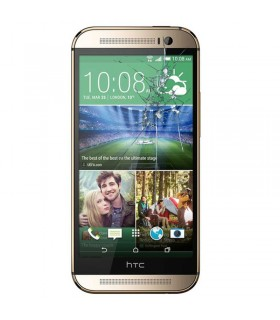 Reparacion pantalla HTC ONE M8 NEGRA