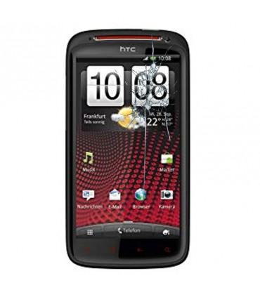 Reparacion ecrã HTC SENSATION G14