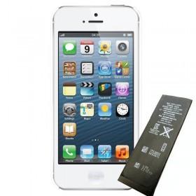 Reparación bateria iphone 5