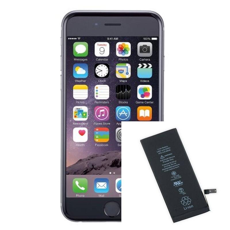 Sustitucion bateria iPhone 6