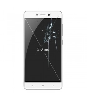 Reparacion pantalla Xiaomi Redmi 4 Blanca