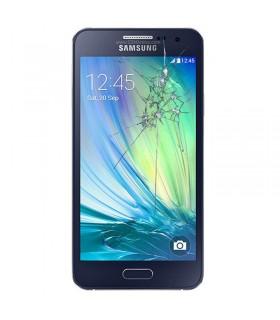 Reparacao Ecrã completa Samsung Galaxy A3 A300F Branca