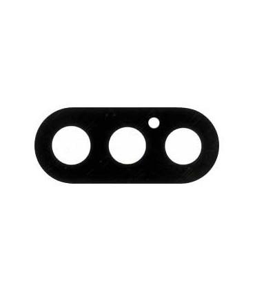Lente de cámara trasera para iPhone X (sin marco)