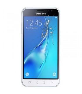 Reparaçao Ecrã Original Samsung J3 2016 J330F branca