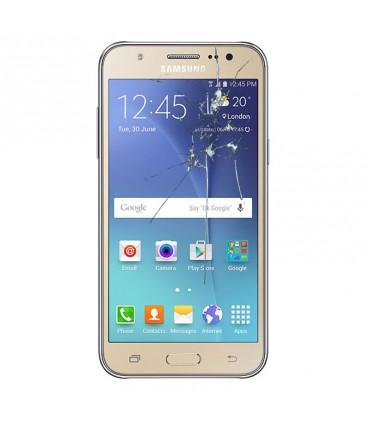 Reparacion pantalla Original Samsung J5 DORADA