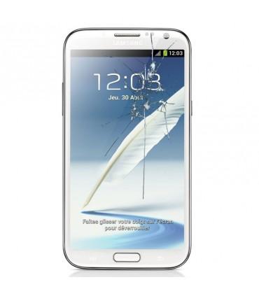 Reparaçao Ecrã Original Samsung Note2 N7100