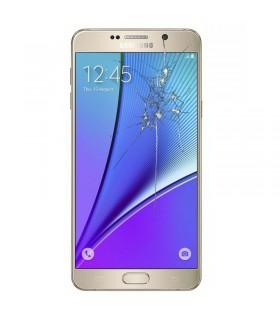 Reparaçao Ecrã Original Samsung NOTE5 SM-920I DOURADA