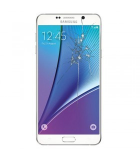 Reparaçao Ecrã Original Samsung NOTE 5 SM-920I BLANCA