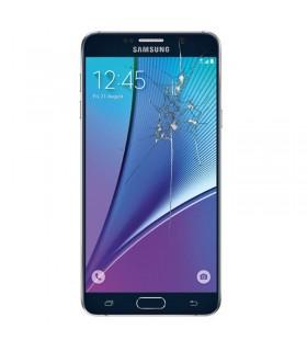 Reparacion pantalla Original Samsung NOTE5 SM-920I NEGRA