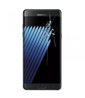Reparaçao Ecrã Original Samsung NOTE 7 N93SM0F PRETA