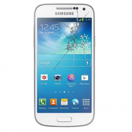 Reparaçao Ecrã Original Samsung S4 MINI i9190/i9195 BLANCA