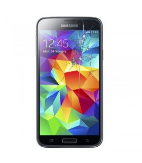 Reparacion pantalla Original Samsung S5 SM-G900F NEGRA
