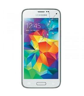 Reparaçao Ecrã Original Samsung S5 MINI G800F BLANCA
