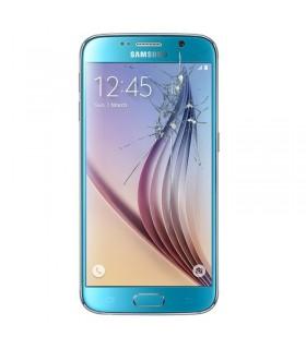 Reparacion pantalla Original Samsung S6 G920F AZUL CLARO
