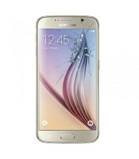 Reparaçao Ecrã Original Samsung Samsung S6 G920F DOURADA
