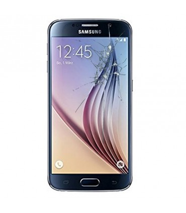 Reparacion pantalla Original Samsung S6 G920F AZUL