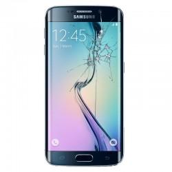Reparaçao Ecrã Original Samsung S6 EDGE G925F AZUL