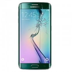 Reparaçao Ecrã Original Samsung S6 EDGE G925F VERDE