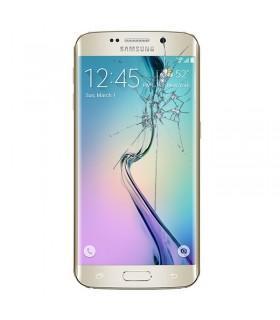 Reparaçao Ecrã (cristal) Samsung S6 EDGE G925F
