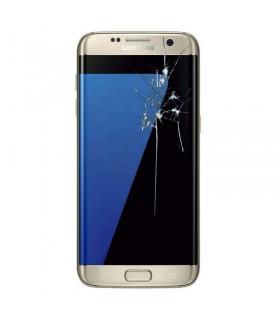 Reparaçao Ecrã Original Samsung S7 G930F DOURADA