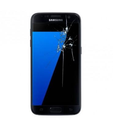 Reparacion pantalla Original Samsung S7 G930F negra