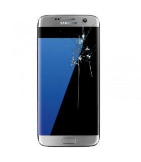 Reparaçao Ecrã (cristal) Samsung S7 EDGE G935F